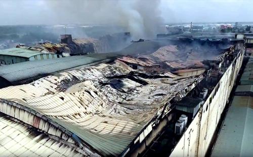 Bồi thường bảo hiểm cháy nổ xưởng may
