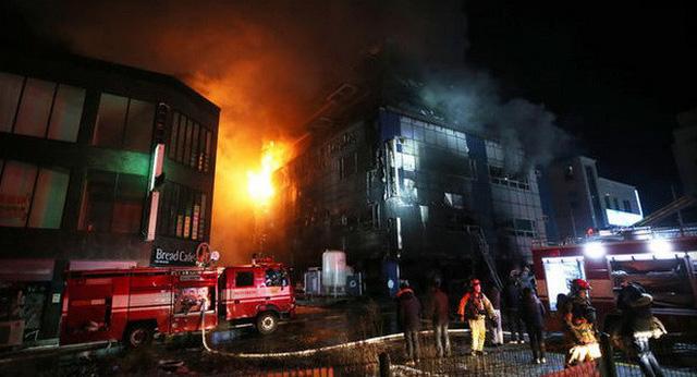 bảo hiểm cháy nổ hỏa hoạn nhà phố