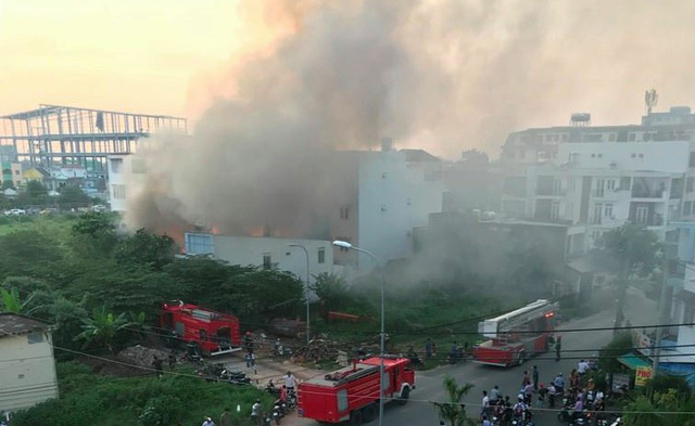 bảo hiểm cháy nổ công ty ga