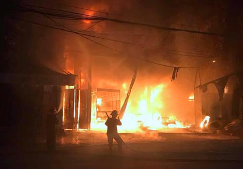 Bồi thường bảo hiểm cháy nổ nhà xưởng