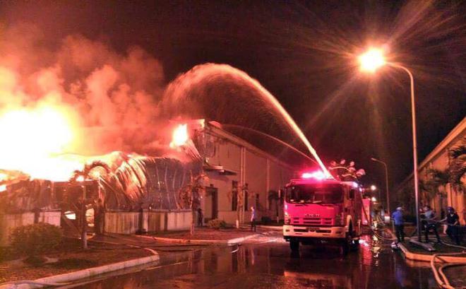 Bảo hiểm cháy nổ công ty composite