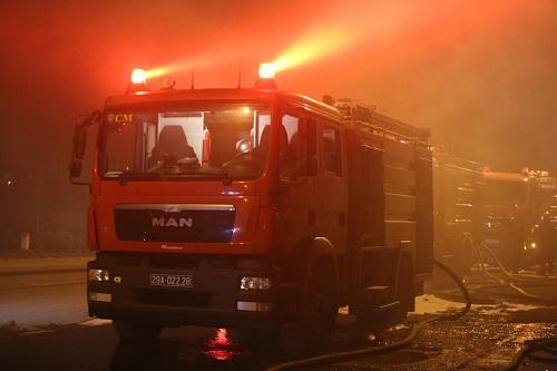 Mua bảo hiểm cháy nổ nhà kho chăn nệm