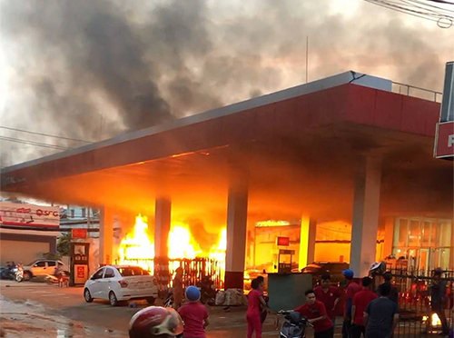 Mua bảo hiểm cháy nổ kho hàng hóa tổng hợp