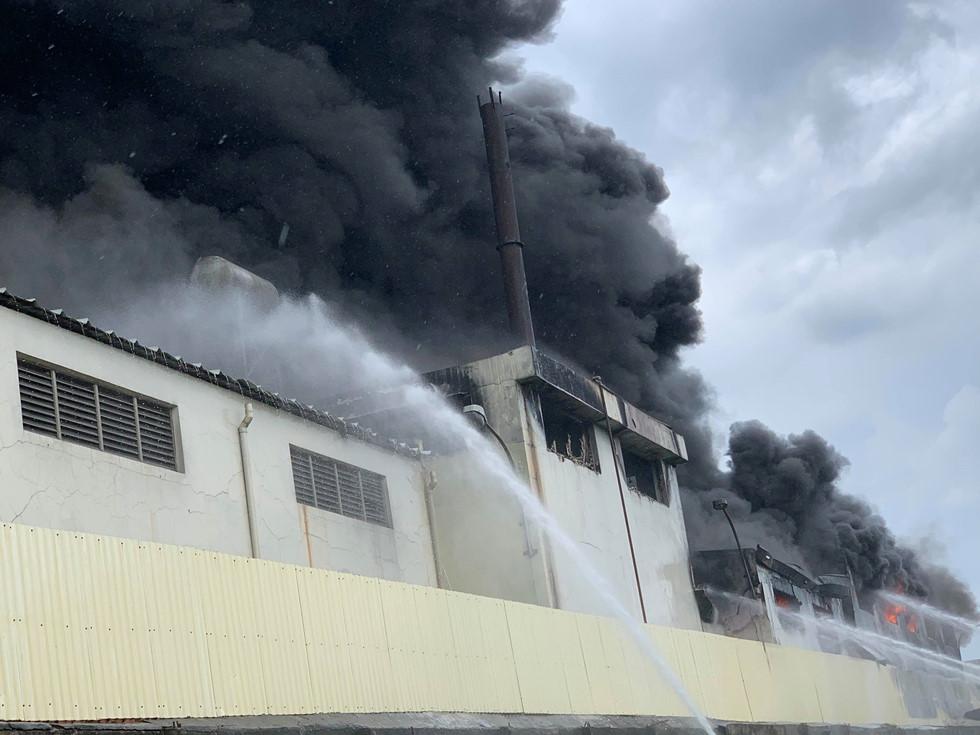 Bảo hiểm nhà xưởng sản xuất giầy da 2019
