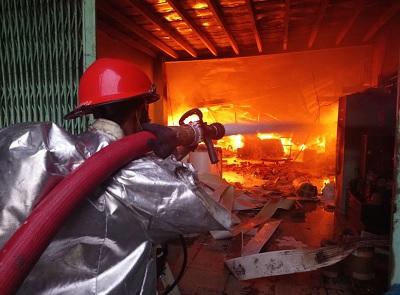 bảo hiểm cháy nổ tài sản nhà xưởng