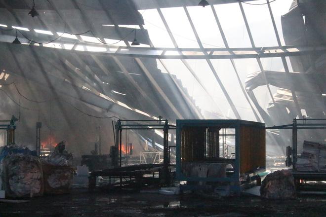 giám định bảo hiểm cháy nổ nhà xưởng