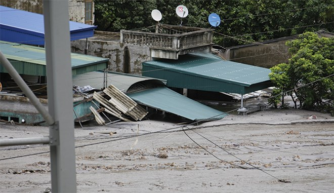 Lũ lớn tại Quảng Ninh tại sao không mua bảo hiểm
